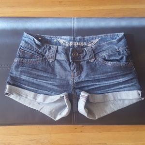 Papaya Denim Jean Shorts Size Small